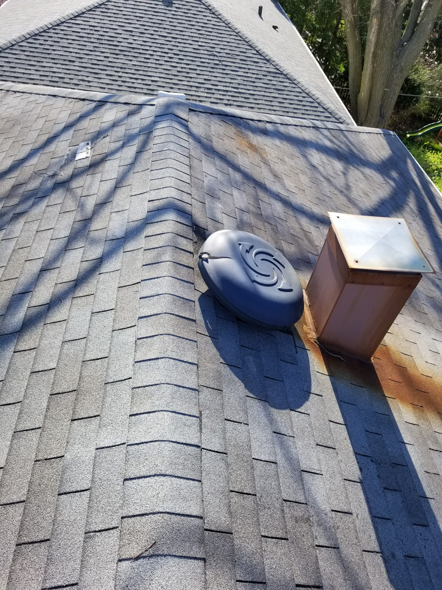 A new roof installation in Chicago, IL